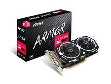 MSI ARMOR RX 570 ARMOR 8G Radeon RX 570 Graphic Card - 1.24 GHz Core (r570ar8c)