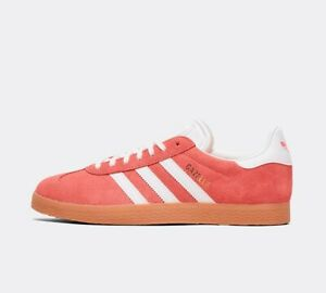 adidas Gazelle UK Size 5 Women's Trainers Red Originals Shoes