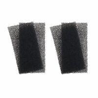 4 x Tetratec Tetra BioFoam Foam for EasyCrystal Easy Crystal 250/300 Filters