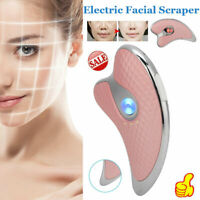 Ultrasonic Body Massager Micro-current Therapy Facial Lifting Slimming Machine