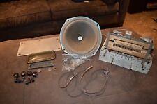 Vintage Stewart Warner Radio Components Model R480.  Parts/Repair