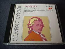 MOZART - Sinfonien 35,40 & 41 - Columbia Symphony Orchestra, Bruno Walter - EMI