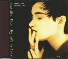MARTIKA Love thy will be Done 3 TRX LIMITED CD single SEALED 1991 USA Seller