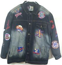 NLBM Mens New Twill Jacket Black