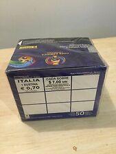 Panini Copa America Centenario 2016 50 Packs Box, (5 stickers/pack) from Italy