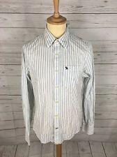 Camisa para hombre Abercrombie & Fitch-medio-calce musculosa-Excelente Estado