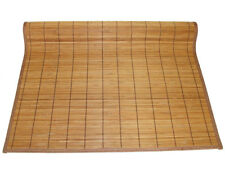 "4'x8' 48""x96"" Brown Bamboo Floor Mat Area Rug Tatami Chinese Oriental Japanese"