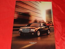 CHRYSLER 300C Limousine 3.0 CRD 5.7 V8 6.1 SRT V8 Prospekt von 2008