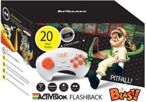 Activision Flashback Blast! (Atari 2600, 2018)