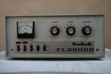ham radio hf linear amplifier
