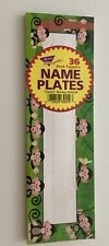Trend Monkey Mischief Desk Toppers Name Plates - Monkey � bananas � New