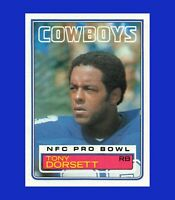 1983 Topps #46 Tony Dorsett NRMINT or BETTER - $1 COMBO SHIPPING