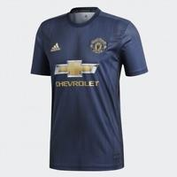 adidas Men's Manchester United 18/19 Third Jersey - Navy/GoldItem DP6022