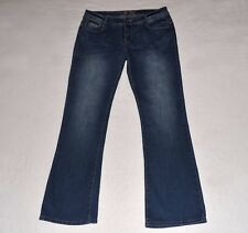 4wards Jeans *FW 928*, Bootcut, blue used Gr 42 Top Zustand