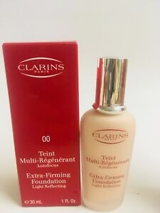 Clarins Extra Firming Foundation #00 Rosee 1 oz /30 ml
