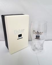 Mens Usher Groomsmen Glass Wedding Gift Celebration Drink Pot Present Boxed