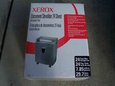 Xerox XRX-24S Shredder
