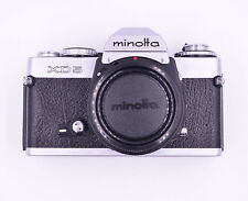 Minolta XD 5 Replacement Cover - Laser Cut Recycled Leather