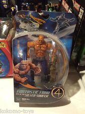 Hasbro Marvel Action Figure MOC - Movie 2007 Fantastic 4 Rise THE THING