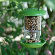 ESSCHERT Vogelfutterspender Vogelfutterstation Futterhaus Futtersilo  FB118