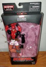 "Marvel Legends 6"" DEADPOOL BOXERS FIGURE NO SAURON BAF"