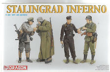 DRAGON WW II STALINGRAD INFERNO RUSSIA GERMAN WINTER SOLDIERS 6343  NEW Sealed