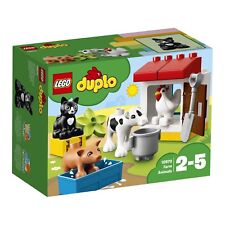 LEGO ® DUPLO ® 10870 Animali in fattoria NUOVO OVP _ FARM ANIMALS NEW MISB NRFB