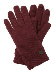 Craghoppers Maria Gloves Womens M/L Winter Knitted Microfleece Insulated