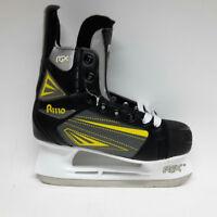 RGX R 1110 Eishockey Schlittschuh - Unisex - Gr. 39  Iceskate schwarz