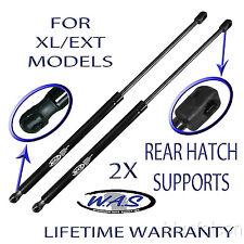 2 Rear Hatch Liftgate Door Lift Supports Shocks Strut Arm Rod For XL EXT Models