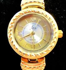 BNWB Aria Apatite Gemstone Ladies Watch; Quartz movement; Adjustable