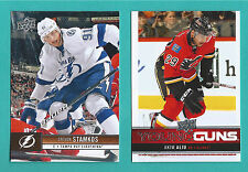 2012-13 Upper Deck Hockey Cards - You Pick To Complete Your Set
