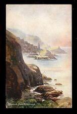 Devon ILFRACOMBE from Hillsborough Tuck Oilette #6280 E O Percival drawn PPC