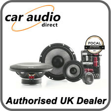 "Focal Access Series 165 As3 Component Car Speakers 3-way 16.5cm 6.5"" 160w"