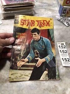Star Trek TV Show 1969 Gold Key Comic Book #6