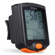Fahrradcomputer Funk Fahrradtacho Computer Tachometer Rad Bike Verdrahte Wasserd