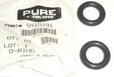 Polaris Pure Oem Nos New O-Rings 5410731 Atv Pwc Snowmobile Lot Of Qty Two (2)