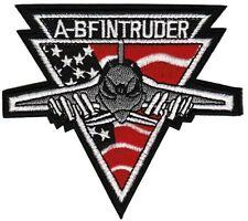 bc20 A-DF Intruder USA Aufnäher Applikation Bügelbild Flugzeug Jet Army Militär