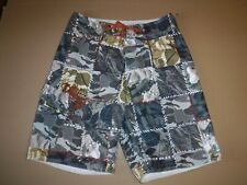 #8867 TIME TO SURF! BILLABONG BOARD SHORTS MEN'S 31 PREOWNED