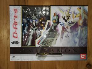 Bandai Tamashii Nations D-Arts Omegamon Omnimon Digimon Action Figure Figuarts