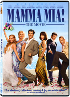 Mamma Mia! The Movie (DVD, 2008, Widescreen) Meryl Streep / Pierce Brosnan