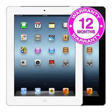 Apple iPad 2 2nd Gen. Black White 16GB 32GB 64GB Wifi (+) Cellular iOS 9.3.5