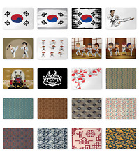 Ambesonne Asian Inspired Mousepad Rectangle Non-Slip Rubber