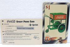Coca-Cola - 1929 ALWAIS SCORE BOARD - SPRINT PHONE CARD n° 37-sc.10-97-$ 1-