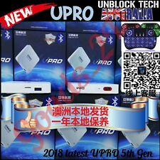 UNBLOCK TECH TV BOX S900 ProUBOX5 UPRO Gen5安博盒子五代蓝牙版澳洲现货 SET TOP IPTV KEYBOARD