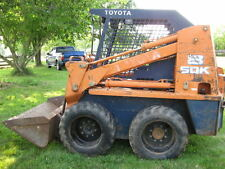 TOYOTA SKID STEER HUSKI SGK6 SDK6 SDK8 SDK10 WORKSHOP SERVICE REPAIR MANUAL