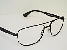 Authentic Ray-Ban RB 3528 006/71 Matte Black Sunglasses Frame $193 **