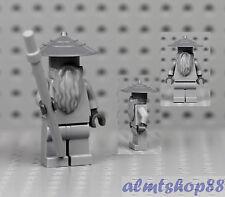 LEGO Ninjago - Sensei Yang Statue Ninja Gray Minifigure Temple of Airjitzu 70751