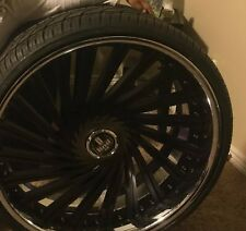 26 inch DUB RIMS and TIRES