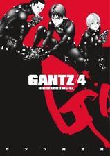 GANTZ VOLUME 4 (V. 4) By Hiroya Oku